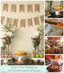 spice up your thanksgiving gathering inspired by family