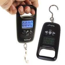 travel scale images Buy 50kg x 10g lcd electronic travel luggage hook weight scale jpg