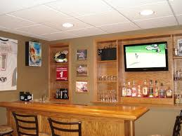 Rustic Basement Ideas by Inspiring Finished Basement Designs Decorate Finished Basement