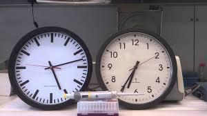 weird clocks when clocks go awry vinodh ilangovan youtube