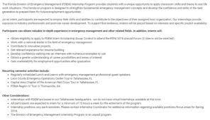 Adding Internship To Resume Internfsu Faculty Staff Information The Career Center