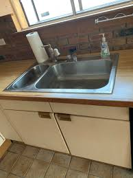 metal kitchen sink cabinet for sale flash sale vintage poggenpohl formica complete modern style kichen cabinets thermador kitchen aid appliances stainless steel green kitchens