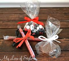 edible party favors diy hockey inspired party favors my of style my of style
