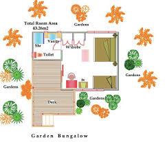 Bungalo Floor Plan Premium Beachfront Bungalow Floor Plan Island Escapes