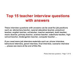 Kindergarten Teacher Resume Sample by Best 25 Teacher Interviews Ideas Only On Pinterest Answers To