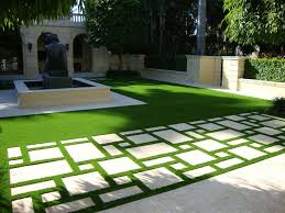 Backyard Stone Ideas Best 25 Artificial Turf Ideas On Pinterest Artificial Grass B U0026q