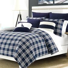 Plaid Bedding Set Bedding Sets Nautica Plaid Comforter King Nautica Pink Plaid