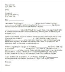 School No Letter Of Recommendation Recommendation Letter Template Free Word Pdf Format Creative