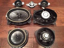 lexus gx 460 model change diy gx460 stock speaker upgrade clublexus lexus forum discussion