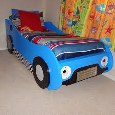 Bedroom Elegant Modern Kids Car Bed Cn Techer For On Sale Ideas - Race car bunk bed