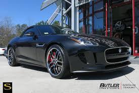 jaguar f type savini wheels