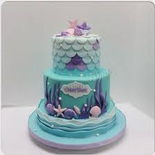 Image Result For Mermaid Cake Ideas Party Ideas Pinterest