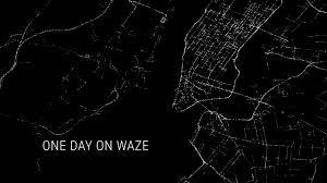 Waze Social Gps Maps Traffic Data Visualization 8 Cities One Day On Waze Waze Youtube