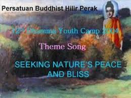Theme Song For Seeking Seeking Nature S Peace And Bliss