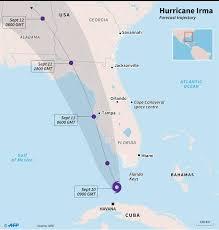 Map Gulf Coast Florida by Irma Aims Full Fury At Florida U0027s Gulf Coast Floods Central Miami