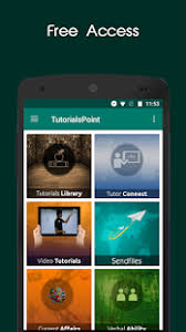 tutorialspoint qtp tutorials point online courses apps on google play