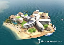 floating island project u2013 the seasteading institute