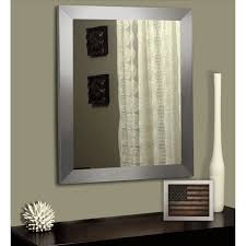 furniture mirrored sliding door bathroom wall cabinet by wayfair