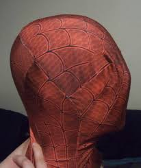 creativeguy u0027s spider man costume progress updated 11 13