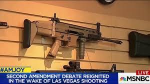 gun control debate renewed by las vegas shooting
