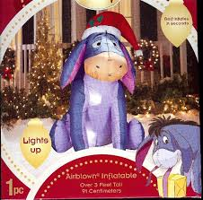 Disney Outdoor Inflatable Christmas Decorations by Disney Christmas Decorations Top Varieties For The Holidays