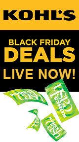 kohl s black friday deals live now