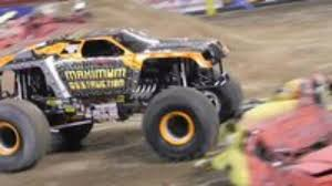 monster truck videos freestyle freestyle monster truck stunts video dailymotion