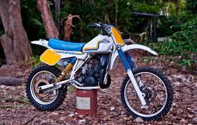 old motocross bikes for sale the day i saved an old swede u2014 1983 husqvarna wr430 u2013 the bike