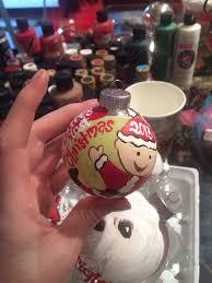 baby u0027s first christmas ornament holidays u0026 celebrations