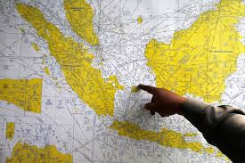 Lightning Strikes Map Could Lightning Have Downed Indonesia Airasia Flight 8501