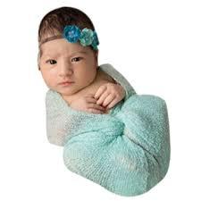 Newborn Photography Props Newborn Baby Photography Props Backdrop Cotton Soft Photo Wrap