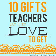 10 gifts teachers to get my s suitcase packed