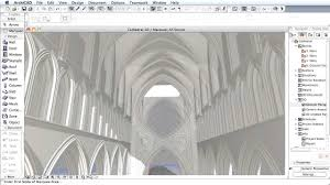 classics modeled with archicad wells cathedral wells somerset