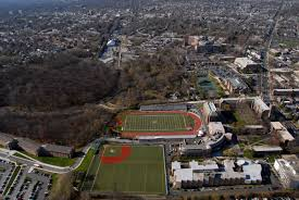 La Salle Campus Map The Official Athletics Website Of La Salle University Athletics