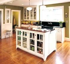 kitchen island kitchen island with double trash bin kitchen