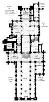 Cathedral Floor Plan Bell U0027s Cathedrals Rochester Cathedral