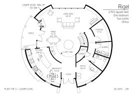 floor plans 2 001 sf u2013 3 000 sf monolithic dome institute