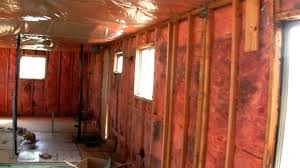 mobile home interior walls fix up trailer