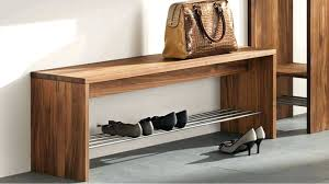 Entryway Storage Bench With Coat Rack Entry Bench Organizer Rustic Driftwood Mercer Entryway Storage