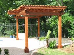 Arbors And Pergolas by Using Pergolas And Arbors In Slaughterville To Enhance Your