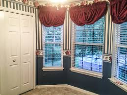 dated window treatments makeovermonday kitchen remodel u2013 dated wallpaper to modern