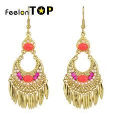 Big Chandelier Earrings Wholesale Jhumka Earrings Indian Online Buy Best Jhumka Earrings