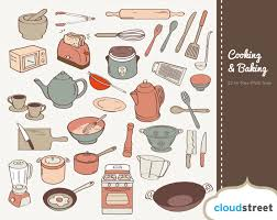 kitchen tools and equipment clipart clipartxtras