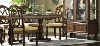 Bellewood Dining Room Collection By BASSETT Shop Hickory Park - Bassett dining room