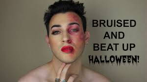 halloween makeup store how to bruises and black eye makeup tutorial halloween