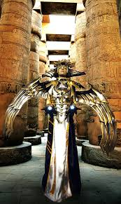 The Creator God Of Light Gold Horizon By Gt18 Photography People U0026 Portraits Cosplay