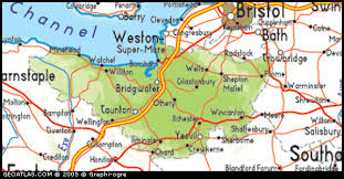somerset map map of somerset city picture united kingdom map regional city