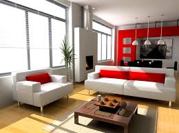 Apartment Living For The Modern Minimalist Small Living Room - Simple modern interior design ideas