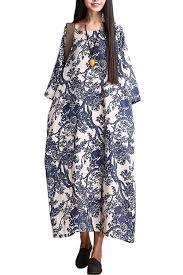 mordenmiss women u0027s printing dress travel line clothing at amazon