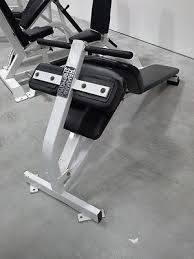 Commercial Sit Up Bench Used Commercial Hammer Strength Exercise Decline Ab Abominal Bench